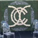 detail of CCDC logo, washington DC