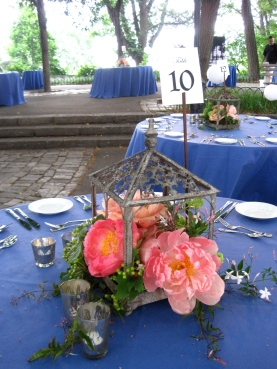 Fort Tryon Park Trust Gala 2011