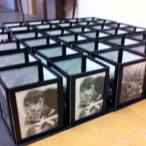prepping lanterns for the JCC benefit...