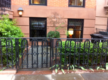 garden brooklyn heights before